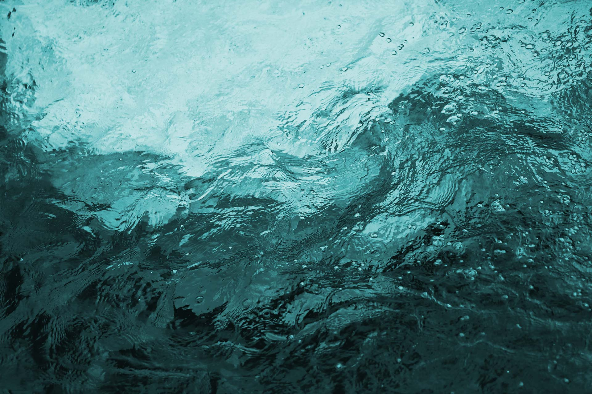 Clean water background