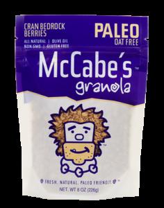 McCabes Granola Packaging Printing